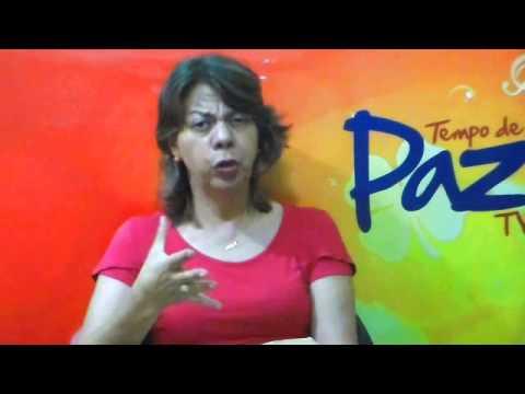 Pra. Janete Miguel - Filipenses 4:8 -