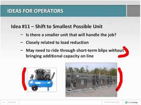 Saving Energy through Operations & Maintenance Webinar, 9-18-14
