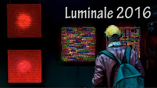 Luminale 2016 - Vorbereitung