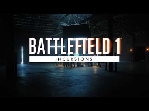 BATTLEFIELD INCURSIONS - New Competitive Battlefield 1 Experience