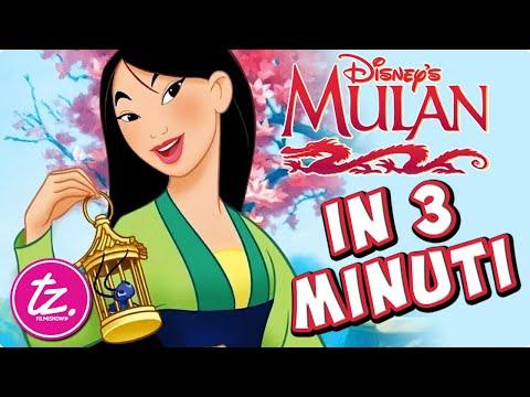 MULAN | Raccontato in 3 Minuti - Film Disney