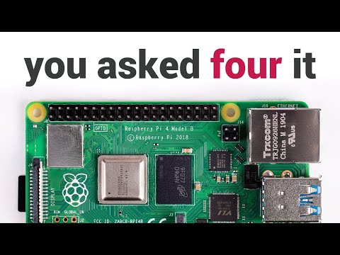 Raspberry Pi 4 on sale now from $35 - Raspberry Pi