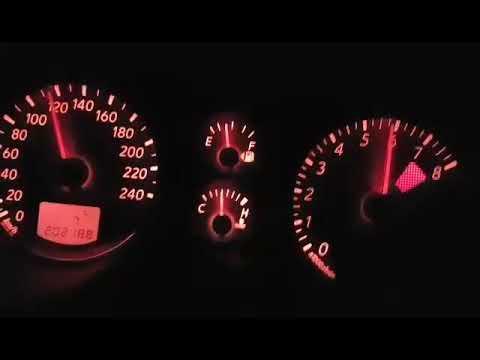 Mitsubishi Outlander Turbo CU2W acceleration test