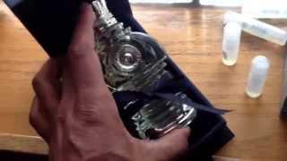 видео Shaik Chic Arabia 70 Blue | Люксовый парфюм Шейх 70 | купить духи | цена | отзывы в Embaumer