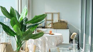 [이플홈] 아파트 베란다 인테리어 :: 베란다 홈카페