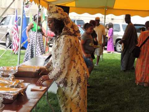 African Food Festival in Fort Wayne