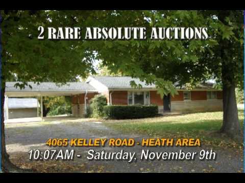 RARE Auction Group - 4685 Metropolis Lake Road, West Paducah, KY 11/09/13