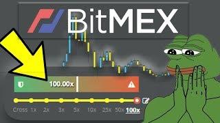 💰 Bitmex Tutorial Fees/Order-Types/Leverage