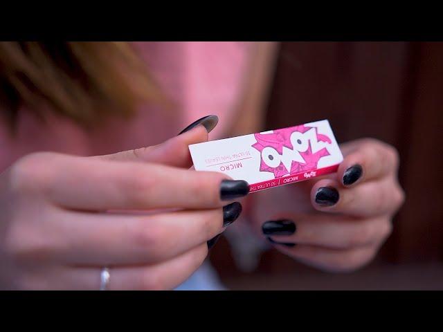 Uma micro pausa faz uma grande diferença - Zomo Paper Micro.