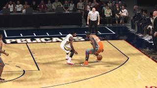 NBA 2K15 - Magic Johnson Ankle Breaks Kyrie Irving
