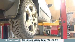 видео Автосервис круглосуточно: установка порогов. Авто сервис работает 24 часа.
