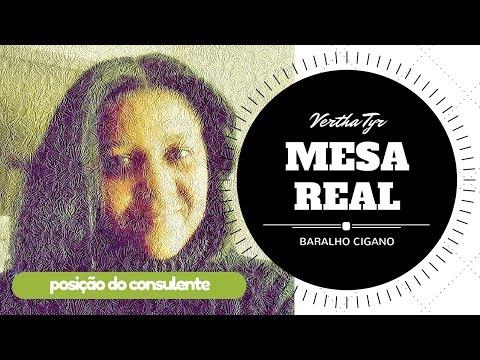 BARALHO CIGANO - MESA REAL - PARTE 1