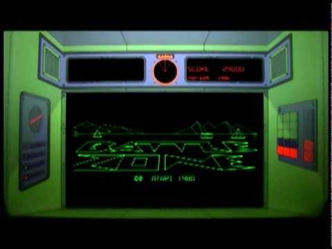 Coin-Op Games 1980 - Battlezone (Atari) [MAME]
