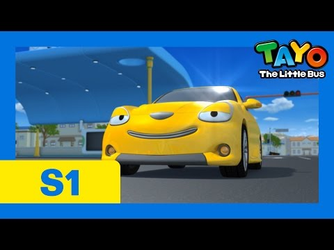 Tayo S1 EP12 Let's Be Friends l Tayo the Little Bus