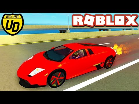 Customizing our LAMBO in Roblox!! - Ultimate Driving Simulator