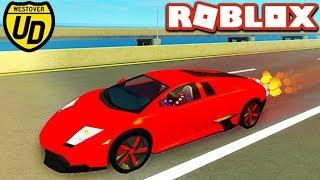 Personnaliser notre LAMBO à Roblox!! - Simulateur de conduite ultime