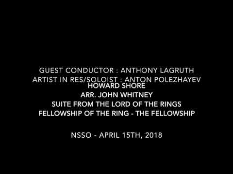 NSSO April 15 2018  Lights Camera Music