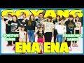 (REACTION) ENA ENA - Zuid Boyz Ft. Lampu1Comedy