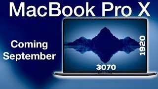 """16"""" MacBook Pro could be in its own new MacBook Tier..."""