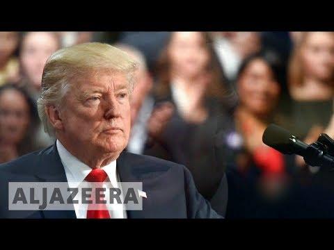 Women demand probe into alleged Trump sexual assaults