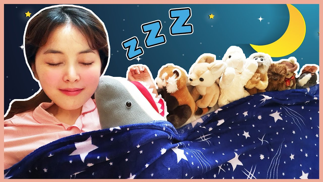 다니와 Ten in the bed 영어 노래 자장가 잠자기전노래 kids Song  - Nursery Rhymes & Kids Songs for kids