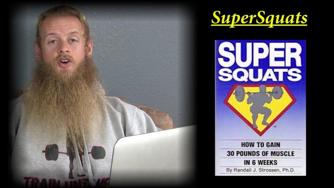 program review part 2 the juggernaut method supersquats 20 rep squat routine youtube