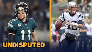 Carson Wentz or Tom Brady - Who is the NFL MVP after Week 11?    UNDISPUTED