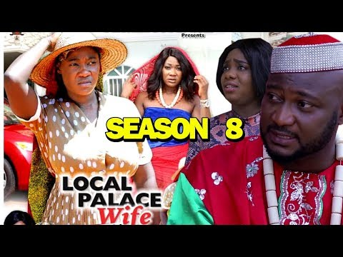 LOCAL PALACE WIFE SEASON 8 - Mercy Johnson - New Movie - 2019 Latest Nigerian Nollywood Movie