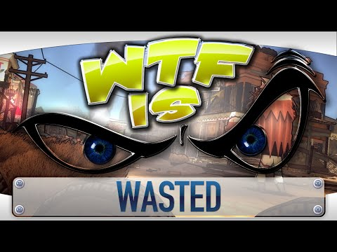 WTF Is... - WASTED - A Post Apocalyptic Pub-crawler?