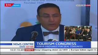 CS Najib Balala leads Tourism Congress