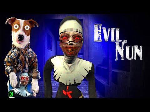 МОНАШКА КАКАШКА  ► ЛОКИ БОБО играет в Evil Nun  ► Полное Прохождение