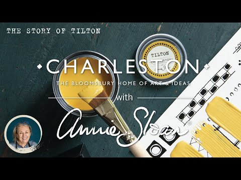 Annie Sloan With Charleston: The Story of Tilton