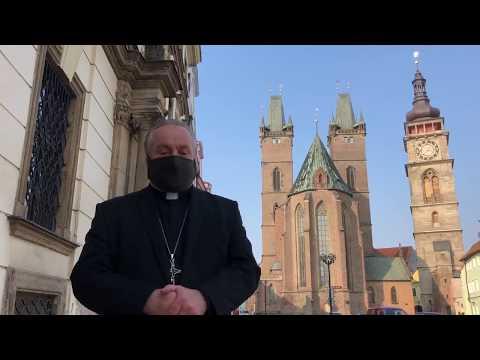 Pozdrav otce biskupa Jana Vokála