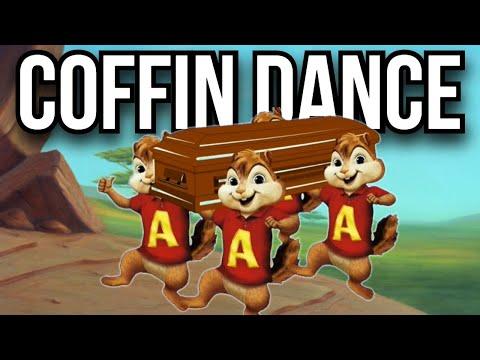 Coffin Dance - Alvin and The Chipmunks (Astronomia)