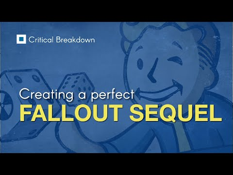 Creating The Perfect Role Playing Game - Fallout Series
