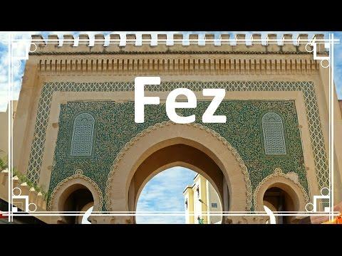 Fez / Fes y su Medina más Grande del Mundo | 9# Marruecos / Maroc / Morocco