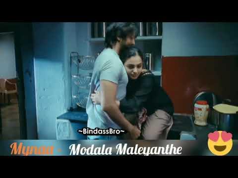 kannada whatsapp status video | Mynaa - Modala maleyanthe kannada whatsapp status