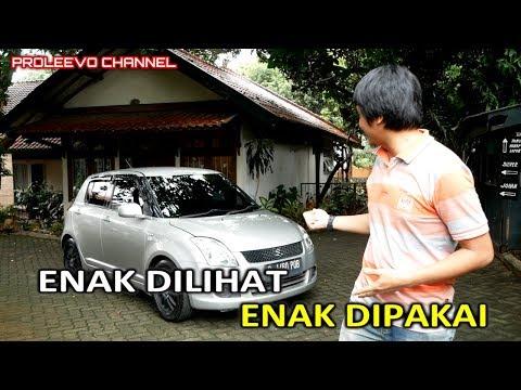 Mobil Asyik Lebih Murah Dari LCGC, Suzuki Swift ST 2011 Indonesia