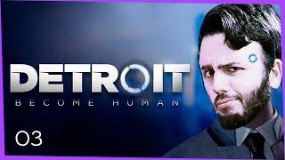 REDIFF ► Detroit Become Human #03 - DRAMA, DRAMA ET DRAMA
