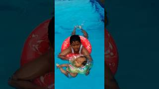 Nathan Fahran - lagi berenang sama Abbad 2017 Video