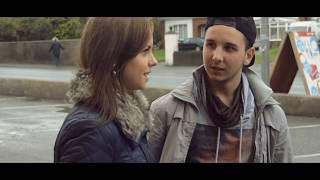 Смотреть клип Sasha Mad & Таня Моль - За Кадром