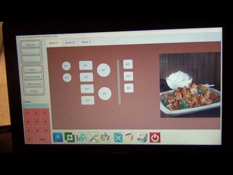 Restaurant POS, bilingual support and DIY