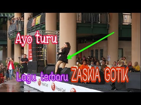 Download Zaskia gotik AYO TURU album terbaru Mp4 baru
