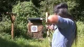 American Blind Archer Austin Beaumount
