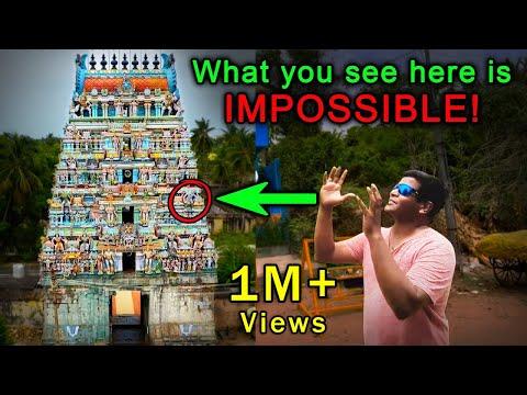 Ancient Temple Shows