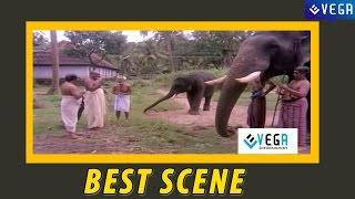Adoor Bhasi, Manavalan Joseph  Best Scene ||  Guruvayur Kesavan