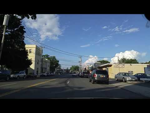 Driving by Mamaroneck,New York