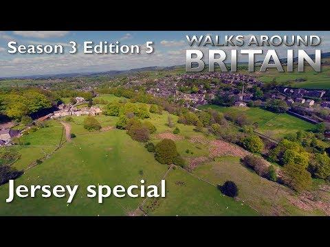 Jersey Special Walks Around Britain s03e05