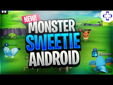 Pokemon Monster Sweetie - A New Pokemon Like Game For Android! 2018! - 동영상