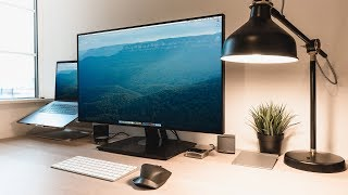 One of Joe Allam's most viewed videos: NEW DESK SETUP + MASSIVE TECH HAUL!